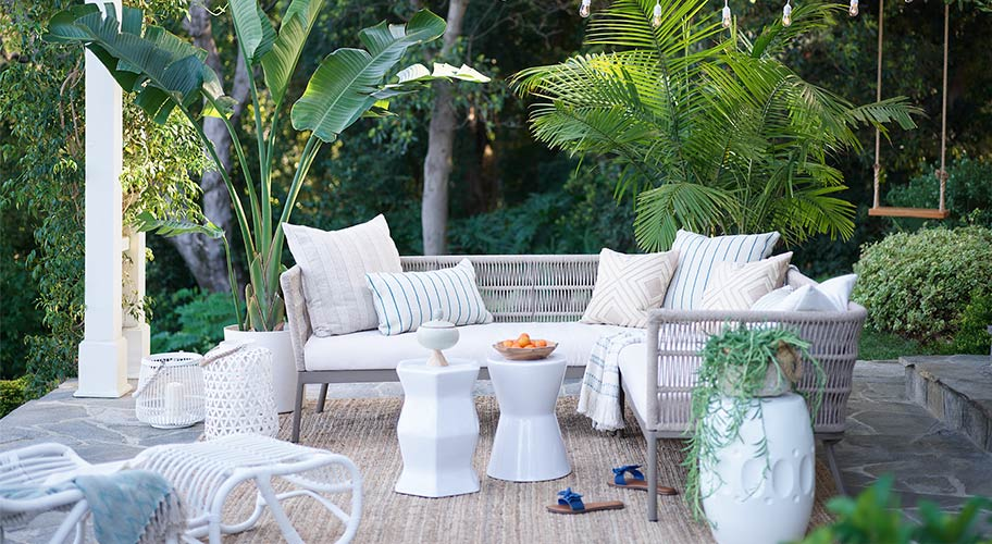 Patio Furniture Decor And More To Create The Perfect Escape Right In Your Own