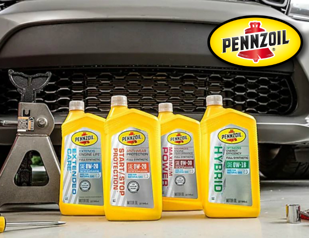 Shop Pennzoil's Premium Line