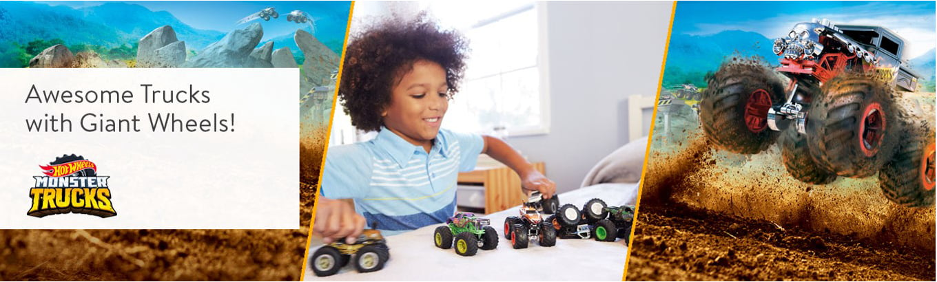 Hot Wheels Play Vehicles