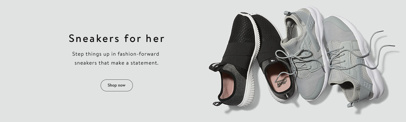 Sneakers For Her Step Things Up In Fashion Forward That Make A Statement