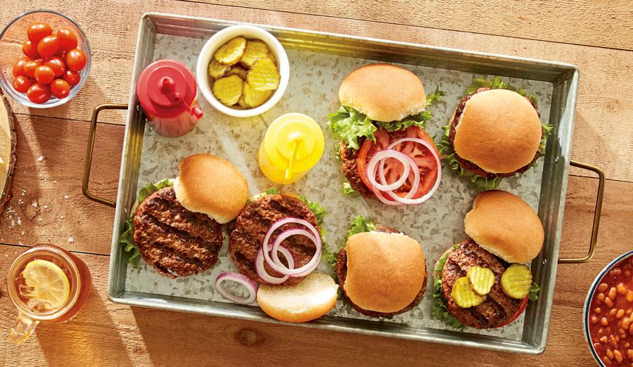 Burger Bar Checklist