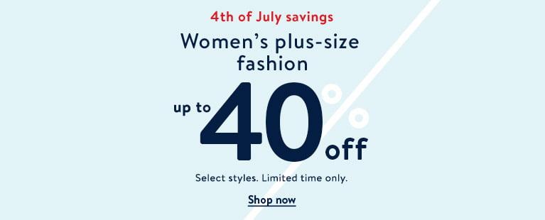 09668a55b09633 Women's Plus Size Clothing   Walmart.com