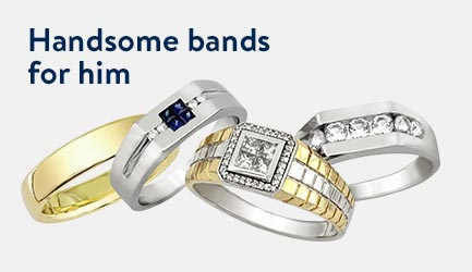 wedding engagement rings walmartcom - Wedding Rings Bands