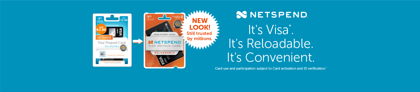Prepaid Debit Card - Netspend - Walmart.com