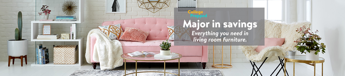 Everything you need in living room furniture. - Living Room Furniture Walmart.com