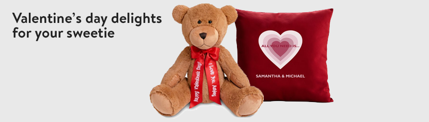 personalized christmas gifts personalized gifts walmartcom - Walmart Valentine Gifts