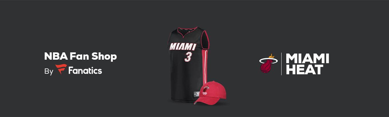 low priced 4ca0b 7e354 Miami Heat Team Shop - Walmart.com