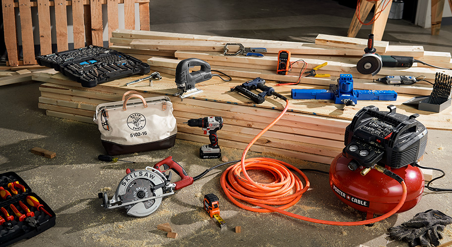 Professional Tools. We now carry the best brands for expert-level jobs. Gear up now & get to work.