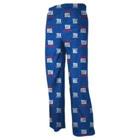 New York Giants Pajamas, Sweatpants & Loungewear