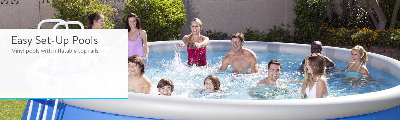 Easy Set Swimming Pools - Walmart.com - Walmart.com