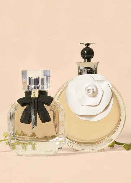 Scents for every mom. The romantic. Shower her with lovely floral fragrances like YSL's Mon Paris or Valentino's Valentina.