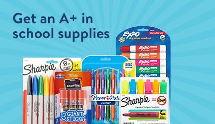 get an a in school supplies - Suplies