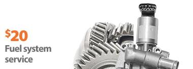 Auto Services: Oil Changes, Tire Service, Car Batteries and