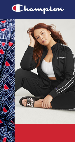 Champion has arrived. Now at Walmart.com. Shop women's plus.