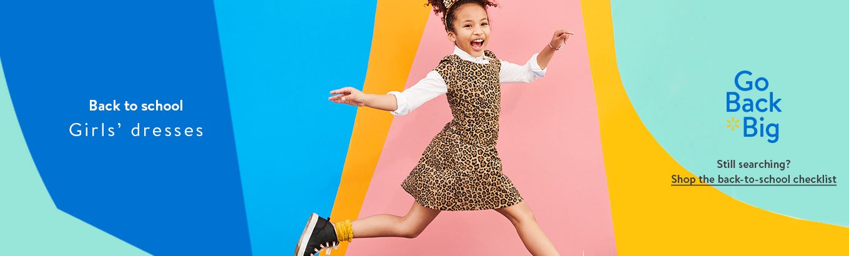 29e43eedce669 Girls Dresses & Rompers - Walmart.com