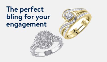 fine jewelry walmartcom - Walmart Jewelry Wedding Rings