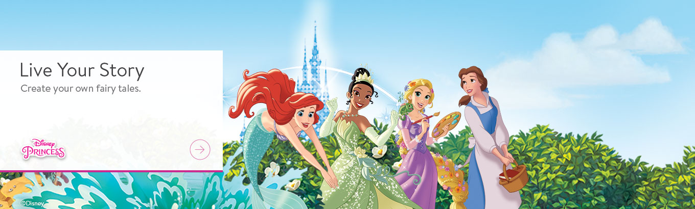 shop disney princesses