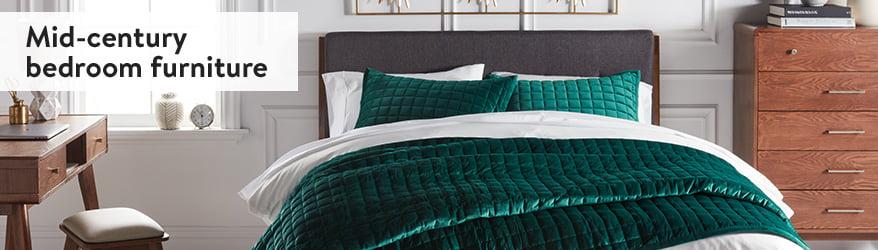 Mid Century Bedroom Furniture