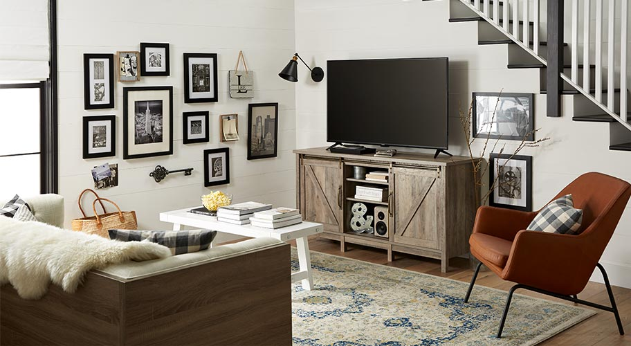 Tv Stands Amp Entertainment Centers Walmart Com