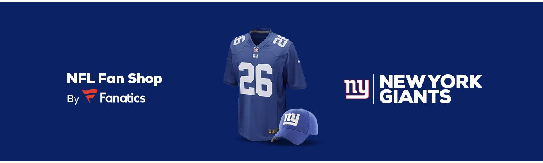 sale retailer 4e973 52300 New York Giants Team Shop - Walmart.com
