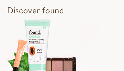Miracle ingredients from around the world. Shop found beauty.