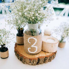 DIY Centerpiece Projects