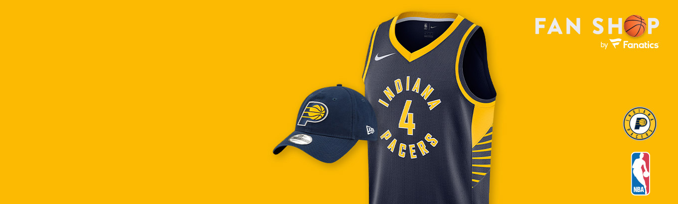 indiana pacers apparel
