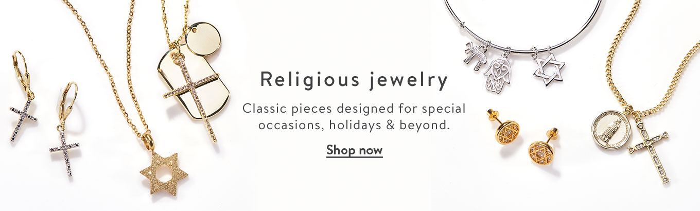 a0e94f875f5 Religious jewelry. Classic pieces designed for special occasions