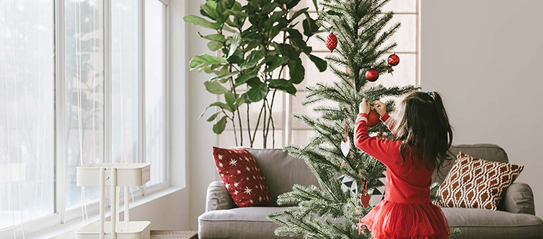 Christmas Trees Holiday Decor