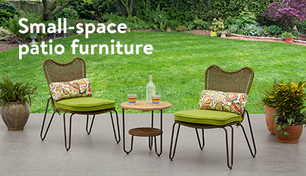 Perfect Small Space Patio Furniture