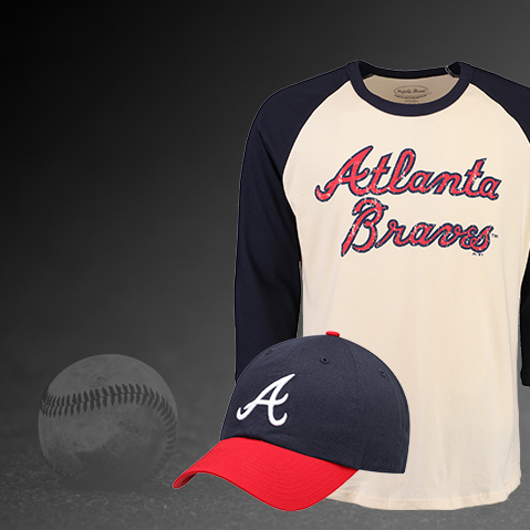 los angeles b8602 24109 Atlanta Braves Team Shop - Walmart.com