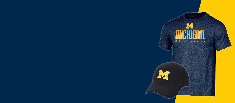 e8d5c6a7e16 Michigan Wolverines Team Shop - Walmart.com