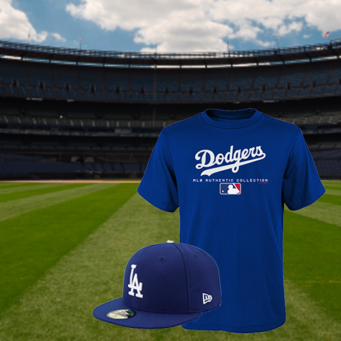 save off 8d647 4482f Los Angeles Dodgers Team Shop - Walmart.com