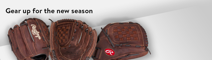 Gear up with Rawlings!