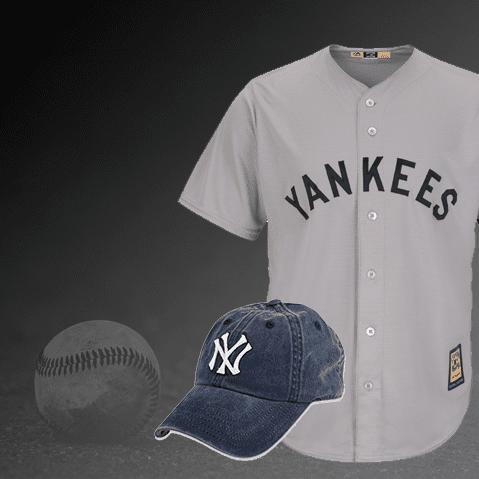 the latest 8aed6 e4862 New York Yankees Team Shop - Walmart.com