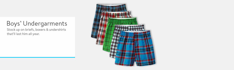 cams Boys underwear off