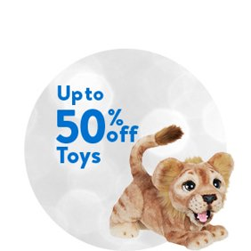Up to 50% off Toys: Toy Deals