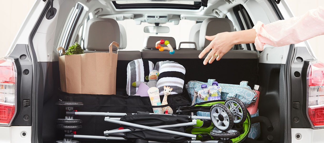 Baby on Board. Top must-haves to travel easy with Baby.