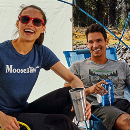 Moosejaw tees