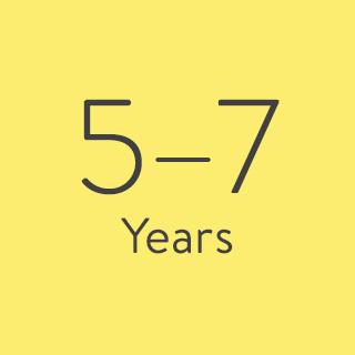 5–7 Years