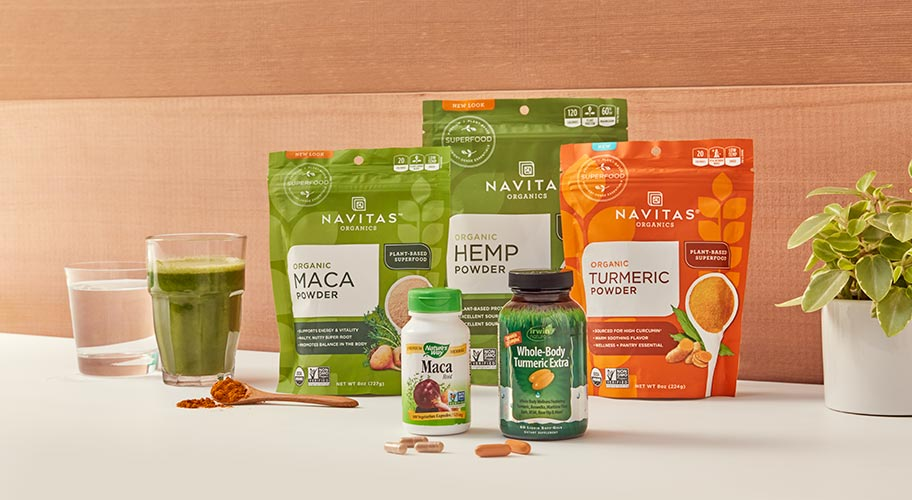 Feel your best. Try trending supplements for healthy living.