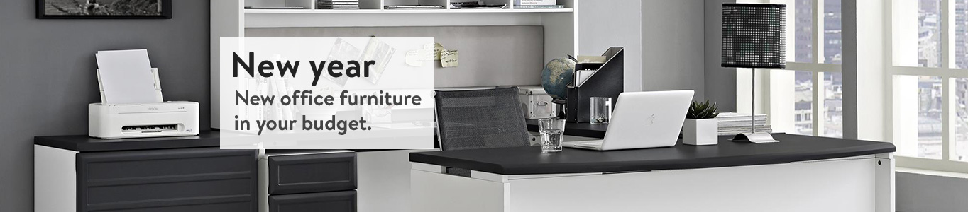 New Office Furniture In Your Budget