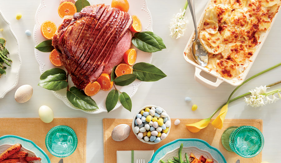 Easter Meal Recipes: Main Dishes, Sides & Desserts