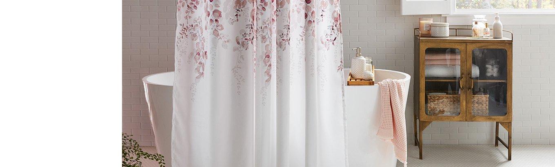 Shop Bathroom Towels Curtains Rugs More Walmart Com