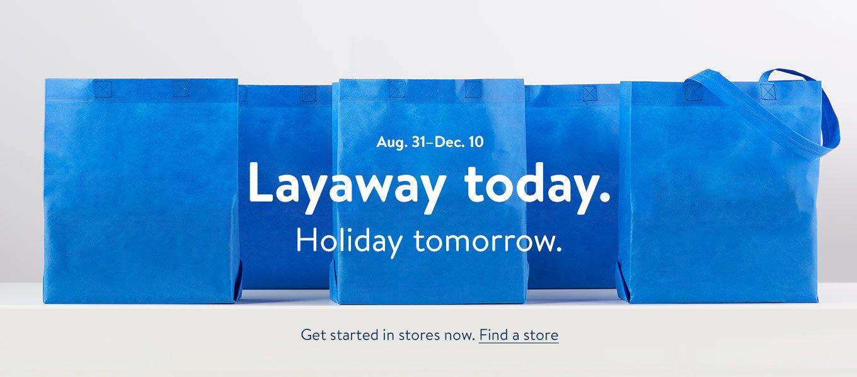 layaway - Walmart Store Hours Christmas Day