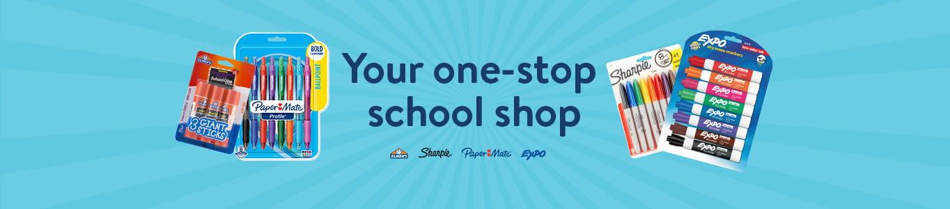 Your one-stop school shop