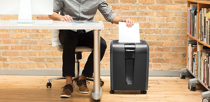 Shop Shredders For All Your Home Office And Small Business Needs
