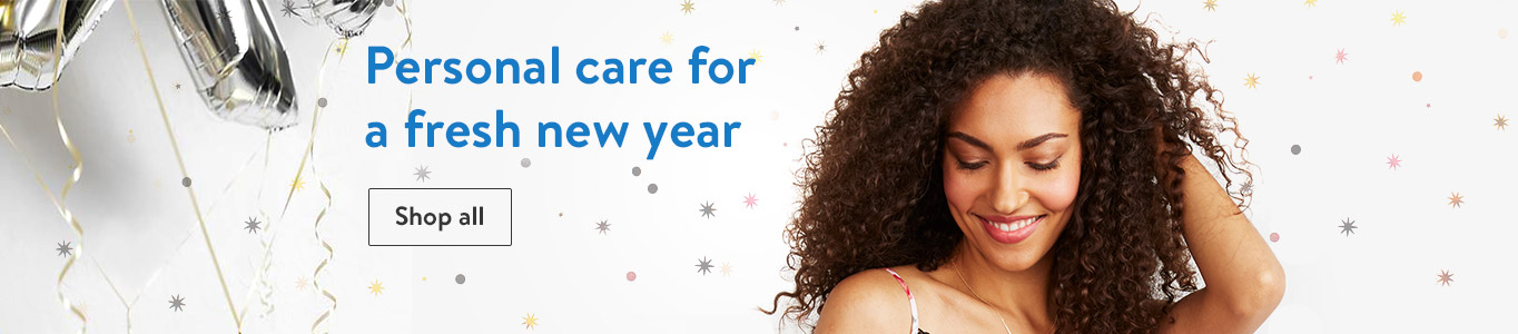 Personal care for a fresh new year. Shop now.