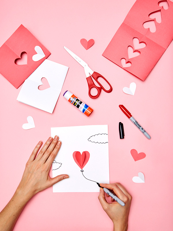 Diy Valentine S Day Cards For Your Sweetheart Walmart Com