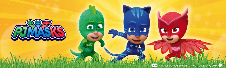 PJ Masks Super Moon Adventure Hero Figure Set CatBoy Owlette Gekko Toys 9pc New